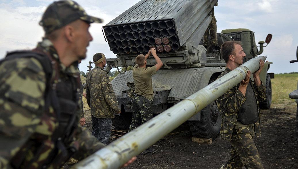 ВСУ разместили ракетные комплексы у линии соприкосновения, заявили в ЛНР