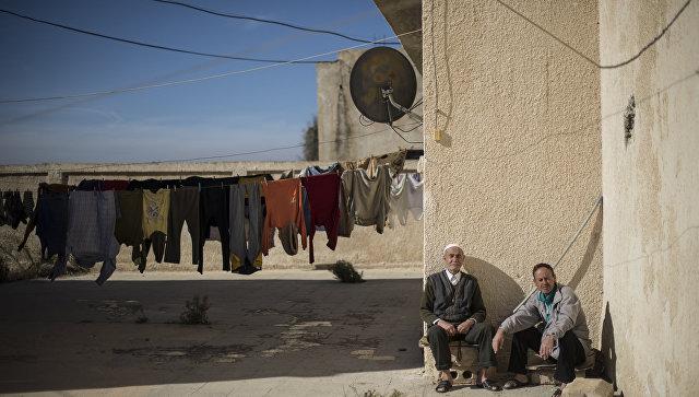 Провинция Кунейтра в Сирии. Архивное фото