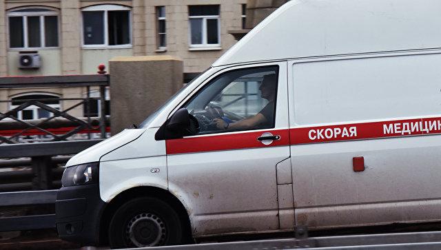 В Югре два человека пострадали при пожаре на нефтебазе