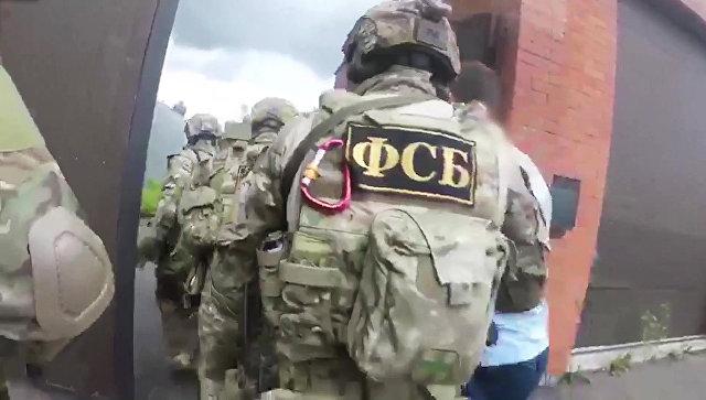 ФСБ пресекла деятельность шести членов ячейки ИГ* в Московском регионе