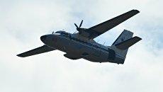 Самолет L-410. Архивное фото