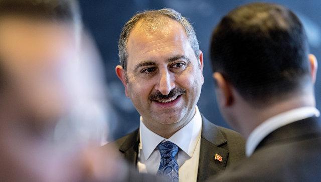 Глава Минюста Турции заявил, что санкции США не смогут ему навредить