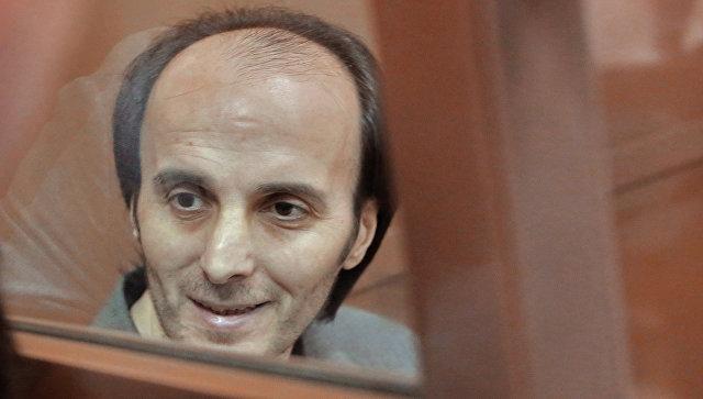 Юсуп Темерханов, осужденный за убийство бывшего полковника Юрия Буданова. Архивное фото