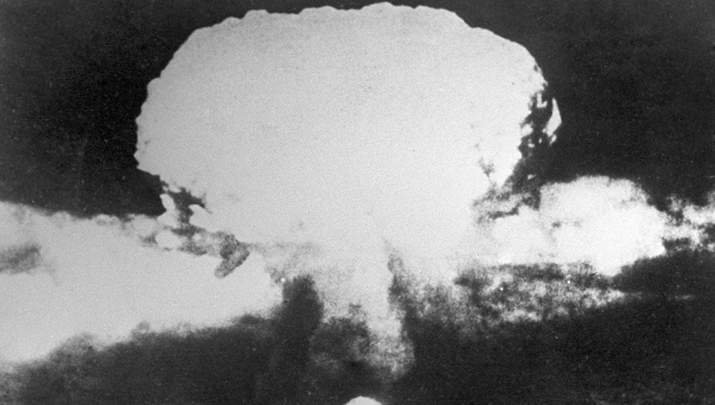 an argument to justify the dropping of the atomic bomb Since the late 1940s the common justifications for president truman's decision to drop two atomic bombs on hiroshima and nagasaki have consisted of five basic assertions: 1) that the bombs saved.