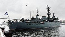 Учебный корабль Балтийского флота Перекоп. Архивное фото