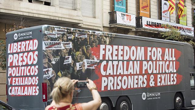 Сторонники независимости Каталонии займутся агитацией туристов