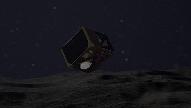"""Ученые выбрали место для посадки первого """"астероидохода"""""""