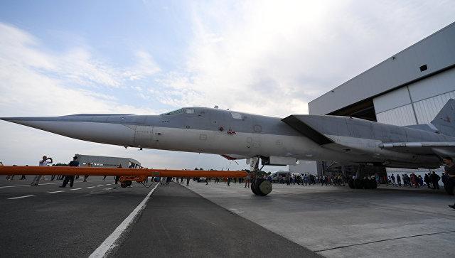 Новый российский бомбардировщик с искусственным интеллектом