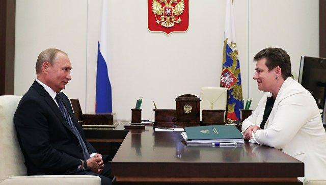 Путин поддержал строительство перинатального центра во Владимирской области