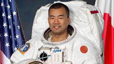 Астронавт Соити Ногути. Архивное фото