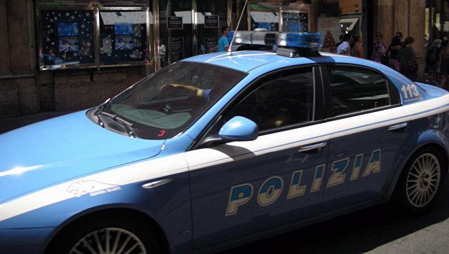 Итальянская полиция. Архивное фото