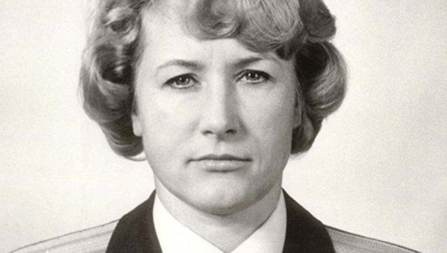 Космонавт-испытатель 1-й женской группы отряда космонавтов ЦПК ВВС Татьяна Кузнецова. Архивное фото