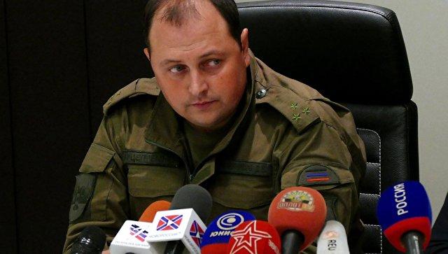 Вице-премьер ДНР Д.Трапезников назначен врио главы ДНР