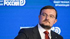 Президент Общероссийской общественной организации Деловая Россия Алексей Репик. Архивное фото