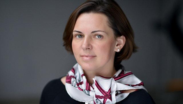 Управляющий директор Regus по России Ирина Баева