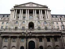 Здание банка Англии. Архивное фото