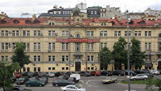 Здание строительной компании Главмосстрой