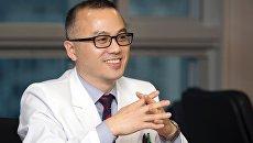 Президент Больницы при государственном университете города Пусан Ли Чхан Хун