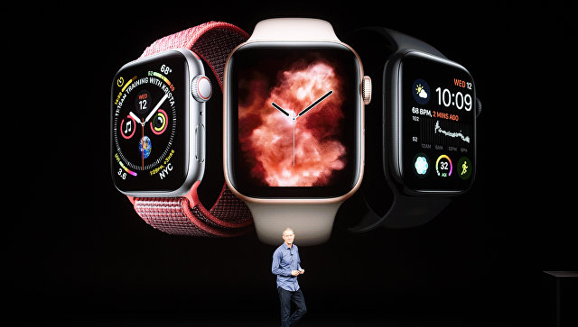 Часы Apple Watch 4