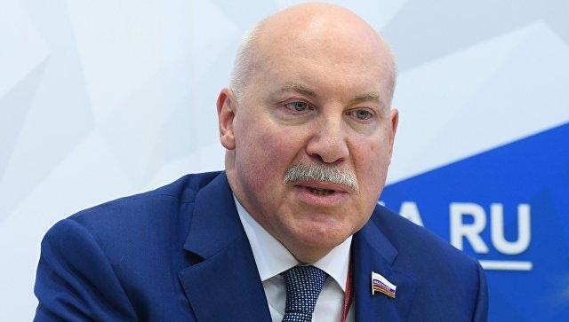 Сенатор Мезенцев рассказал о важности льготирования технологий нефтедобычи