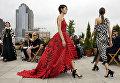 Показ коллекции Oscar de la Renta в рамках Недели моды в Нью-Йорке