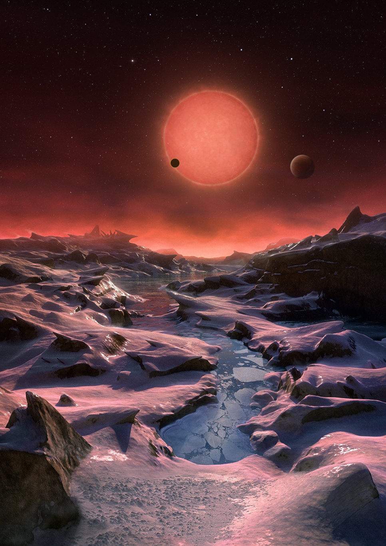 У Солнечной системы появился конкурент