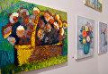 63 художника из Москвы, Санкт-Петербурга, Минска, Тель-Авива и Иерусалима передали работы для выставки в пользу больного ребенка