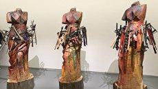 Работа американского художника Джима Дайна. Архивное фото