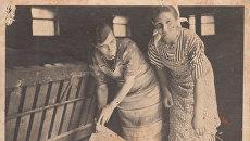 Экспонат выставки Postscriptum о судьбе восточных рабочих в Третьем рейхе