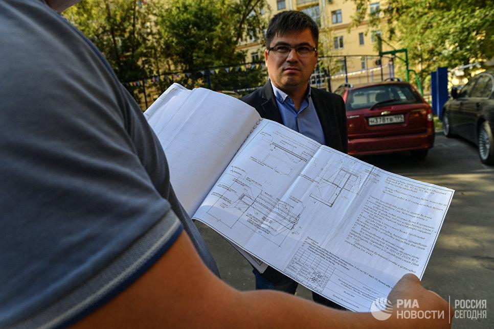 Евгений Албул и проект восстановления балконов