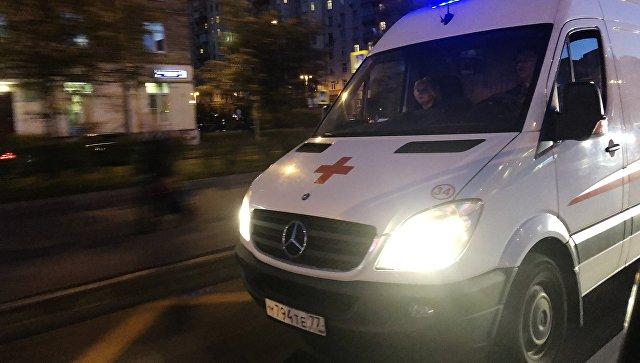 В Подмосковье в ДТП с четырьмя машинами пострадали пять человек