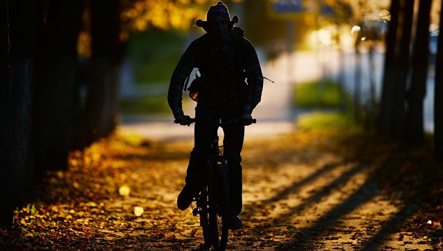 В Москве у бизнесмена угнали велосипед за четыре тысячи евро