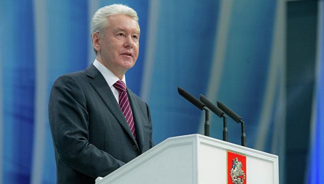 Сергей Собянин. Архивное фото