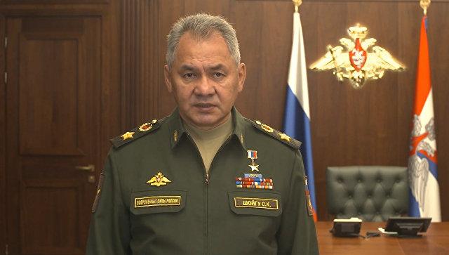 Шойгу заявил о поставках С-300 сирийцам в связи с атакой на российский Ил-20