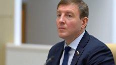 Заместитель председателя Совета Федерации РФ Андрей Турчак. Архивное фото
