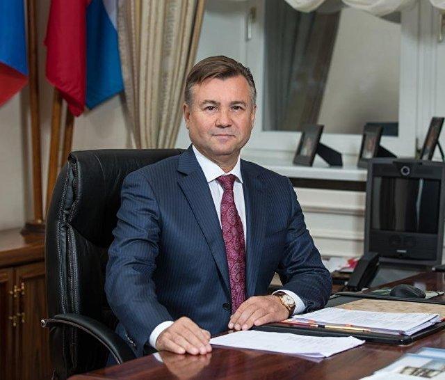 Генеральный директор Мосводоканала Александр Пономаренко
