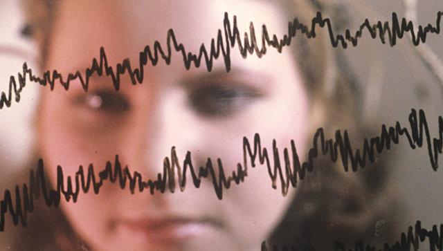 Биоэлектрические показатели работы мозга. Архивное фото