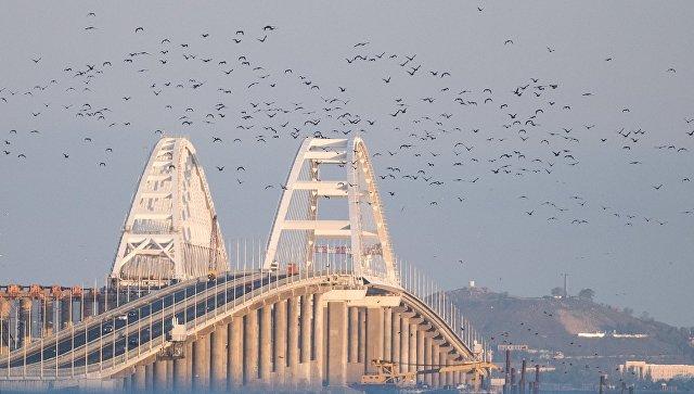 У автоподхода к Крымскому мосту обезвредили авиабомбу времен войны