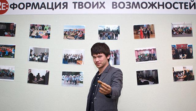 Инвалидность волонтерству не помеха: история Алексея Транцева