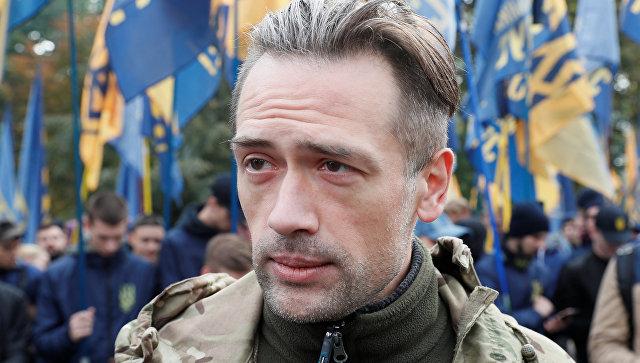 Анатолий Пашинин в Киеве. 2 октября 2018