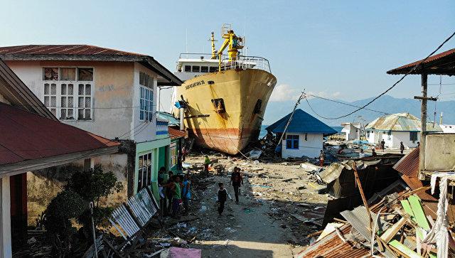 В ООН назвали число погибших от стихийных бедствий за 20 лет