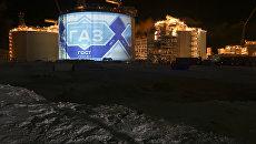 Хранилище сжиженного природного газа на Ямале. Архивное фото