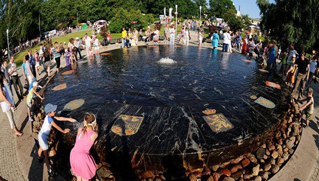 Фестиваль Русские Ганзейские дни в Великом Новгороде