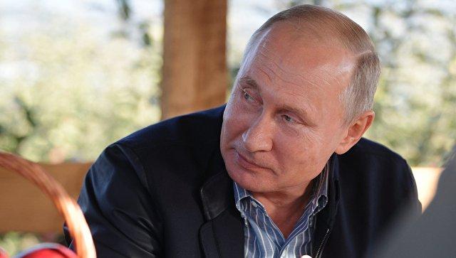 Путин поделился секретом своей работоспособности