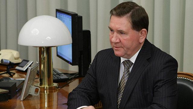 Губернатор Курской области Михайлов ушел в отставку
