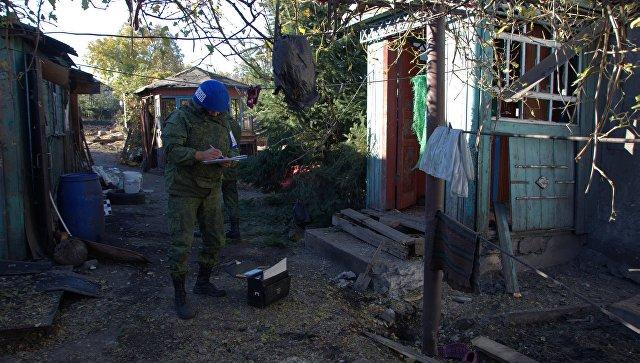 ЛНР: Боевикам ВСУ выдали американские «снайперки» для провокаций