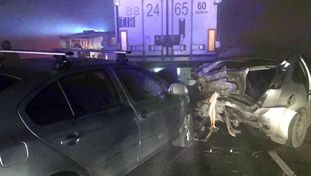 СК начал проверку после ДТП в Тверской области, где пострадали 11 человек