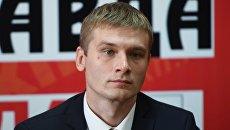 Валентин Коновалов. Архивное фото