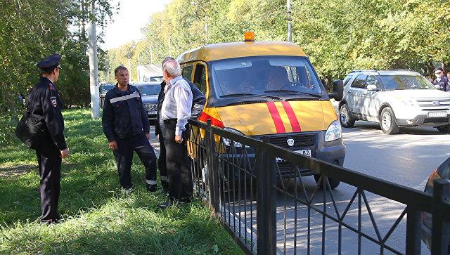 Учащаяся керченского колледжа рассказала о первых минутах после взрыва