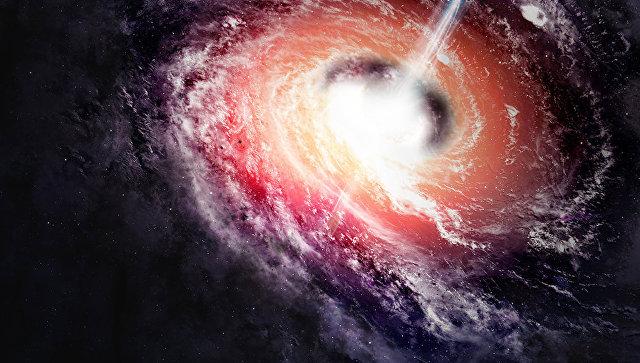 Рождение белой дыры